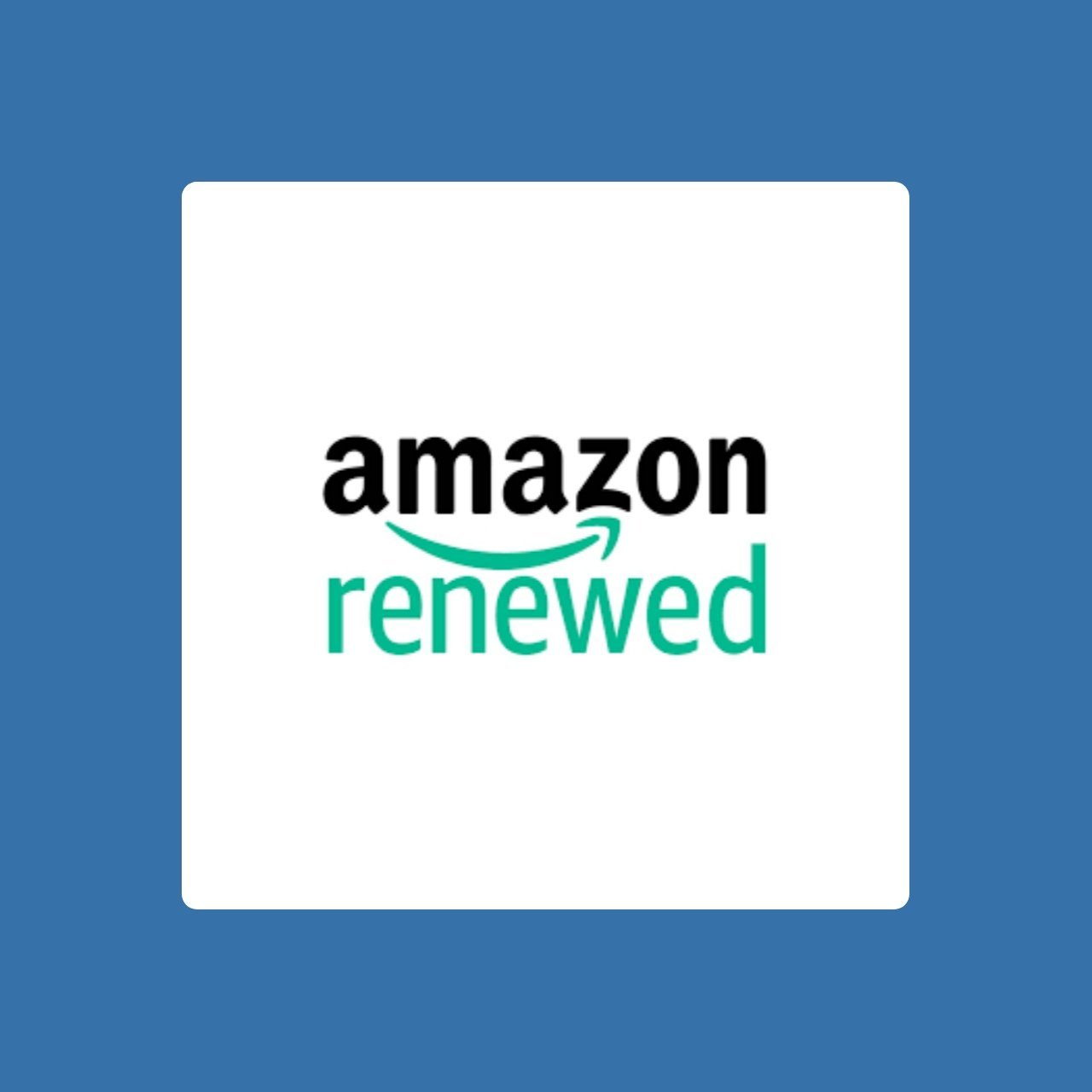 Certified Refurbished – Renewed on Amazon 2021